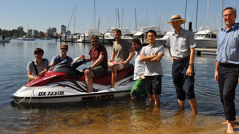 Electric Jet Ski From UWA
