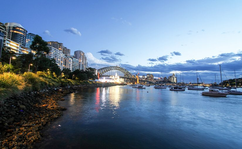 Sydney Harbour Boating Destinations