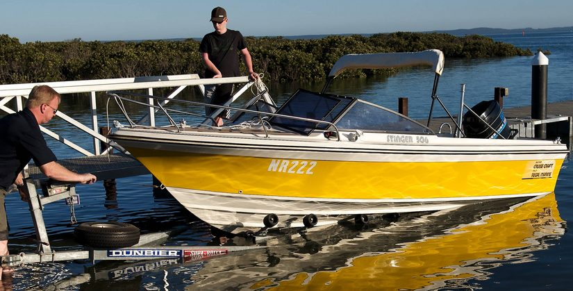 Caring For Your Fibreglass Boat