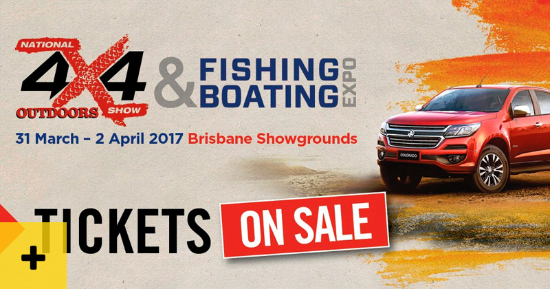 Brisbane's 4×4, Fishing & Boating Expo