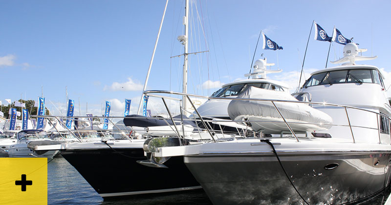 Don't Miss This Year's Sanctuary Cove Boat Show