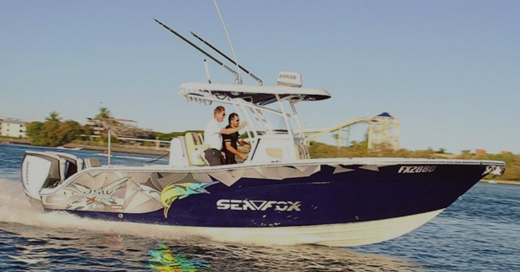 Top 3 fibreglass fishing boats aussie boat loans for Best boat for fishing and family fun