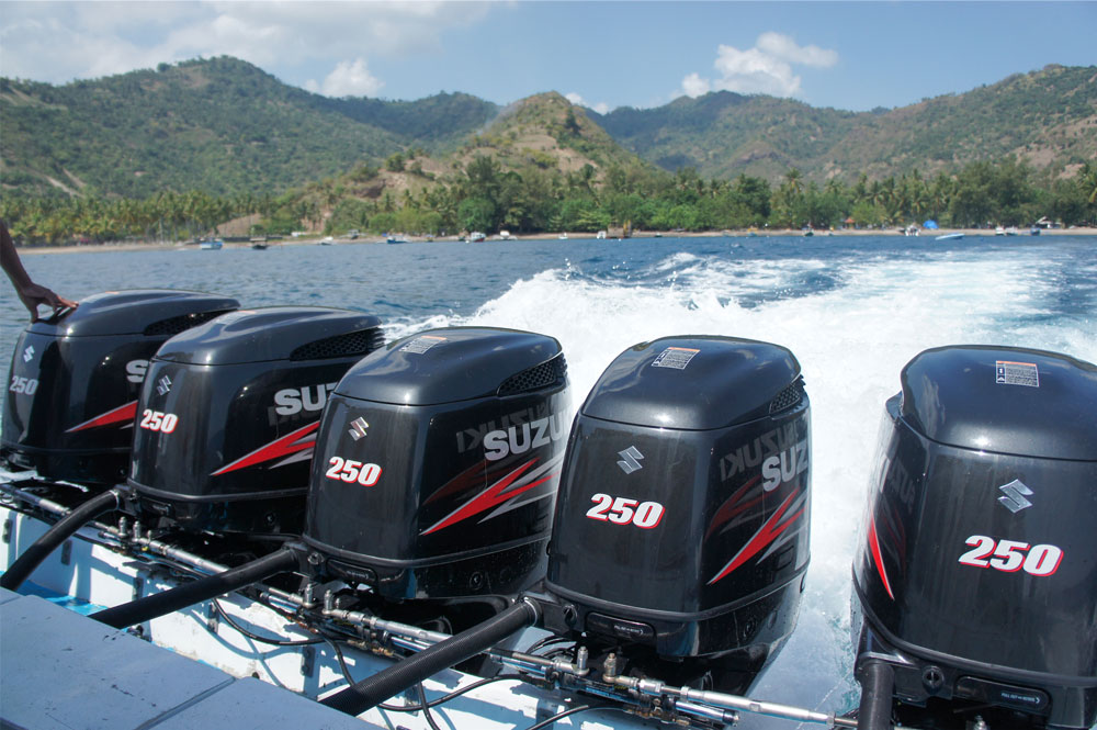 Everything You Need To Know About Outboard Engines | Aussie Boat Loans