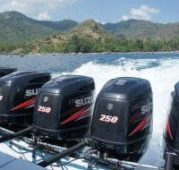 Everything You Need To Know About Outboard Engines   Aussie Boat Loans